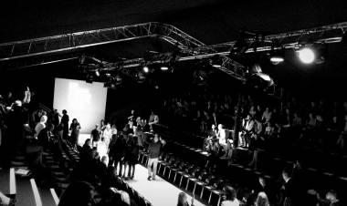 Die Eröffnungs  der Vienna Fashion Week 2019