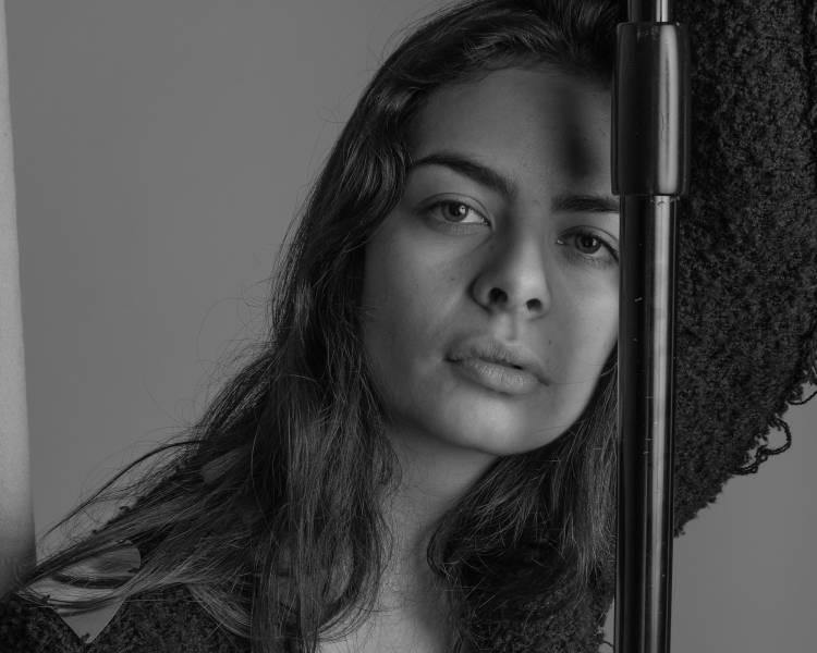 Jana Mahina Dagn - die Assistentin von Christoph Marti