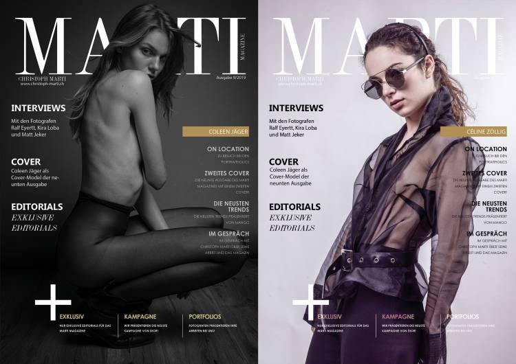 Das Marti Magazine Nr. 9 ist da!