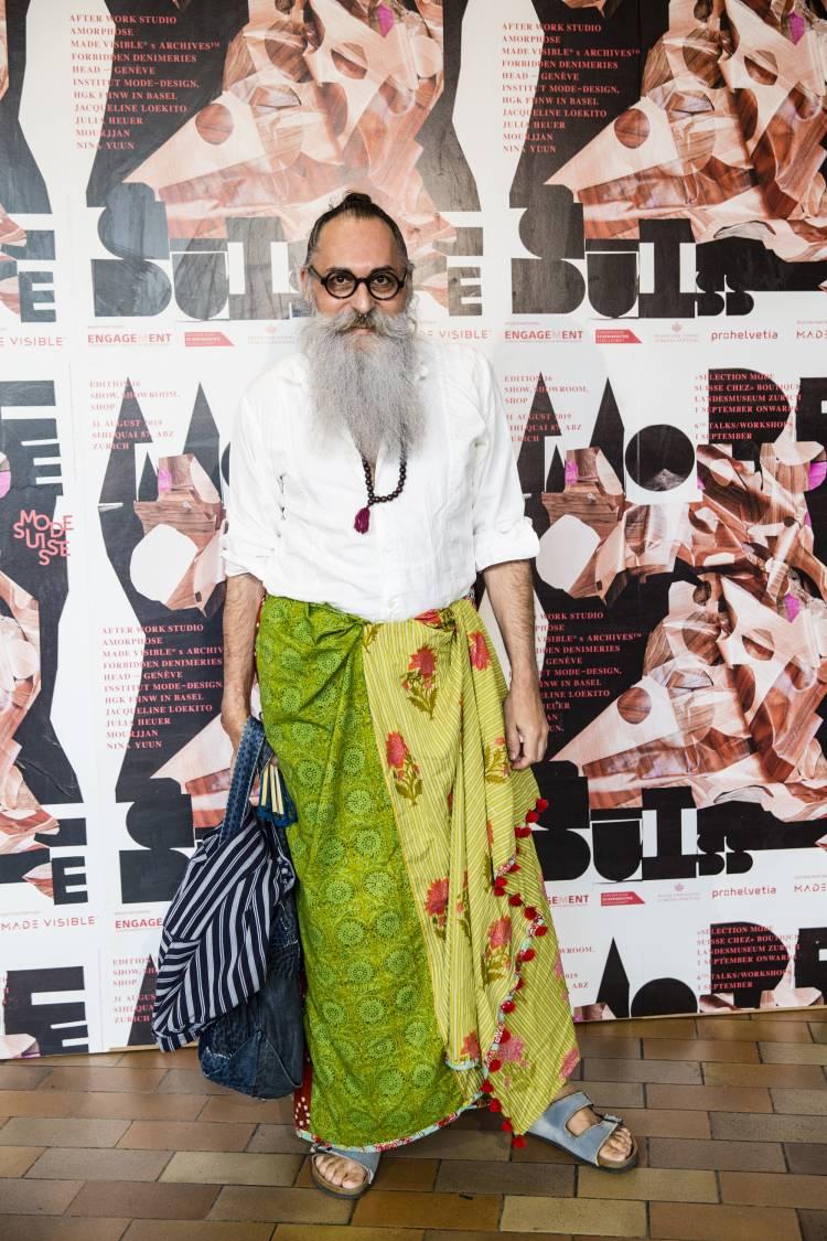 Peoples an der Mode Suisse 16 in Zürich